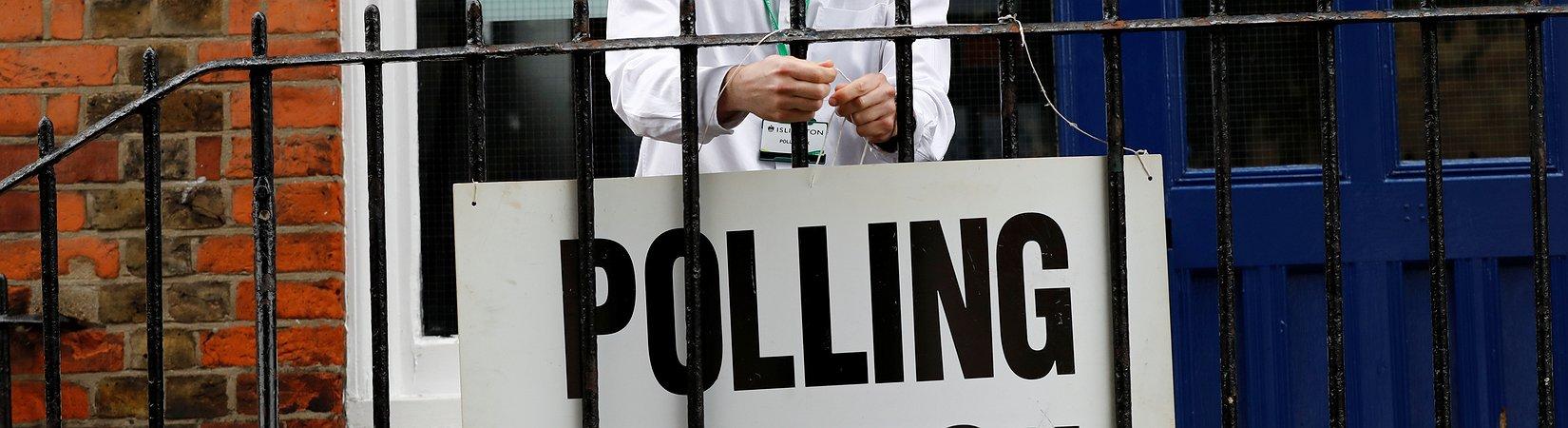 Reino Unido: últimas eleições antes do Brexit