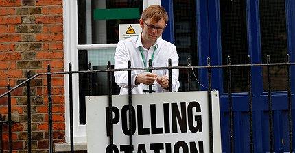 В Великобритании стартовали парламентские выборы