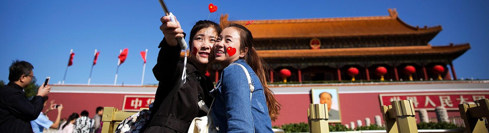"""China conquista el mundo con el """"turismo rojo"""""""