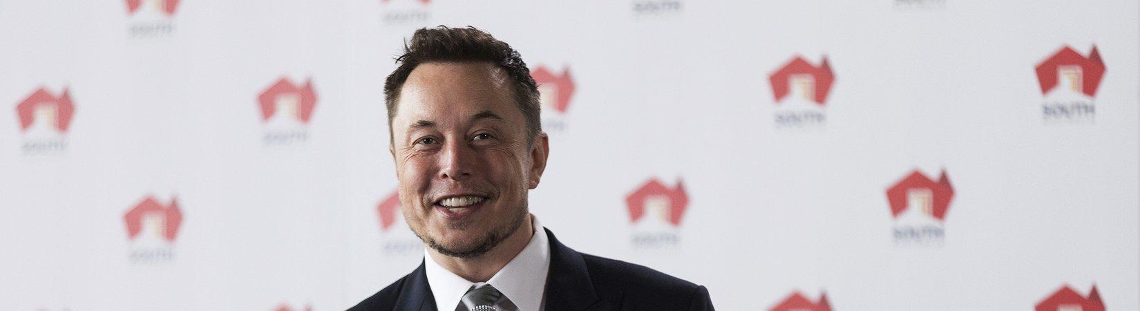 Elon Musk construiu a maior bateria do mundo