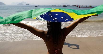 ¿Qué ocurre en las playas de Brasil, donde los turistas descansan después de los Juegos Olímpicos?