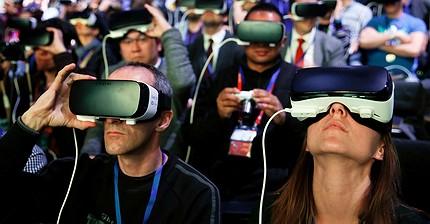 NBC retransmitirá los Juegos Olímpicos en realidad virtual en teléfonos Samsung