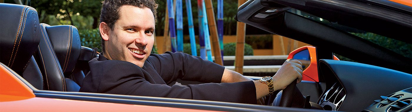 """""""El Lobo de Instagram"""": La increíble vida del millonario-mentor Timothy Sykes"""
