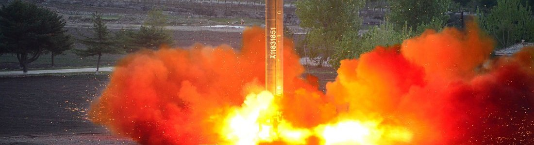 Stocks plunge after North Korea fired a missile that flew over Japan