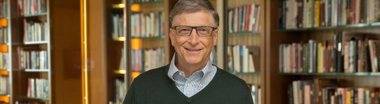 Los 5 libros recomendados por Bill Gates para este verano