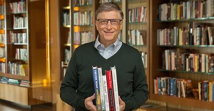 Билл Гейтс рекомендует: 5 книг, которые надо прочитать этим летом