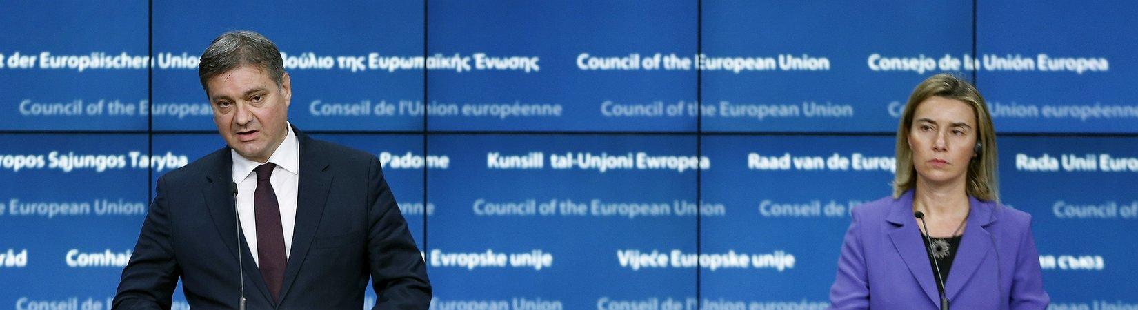 Bosnien beantragt die Aufnahme in die EU