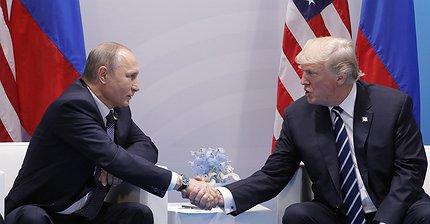 Первая в истории встреча Путина и Трампа длилась более двух часов