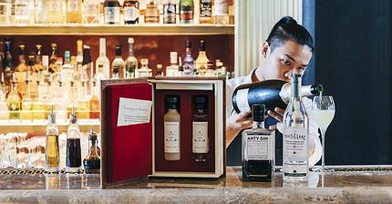 I segreti della più grande collezione di gin del mondo