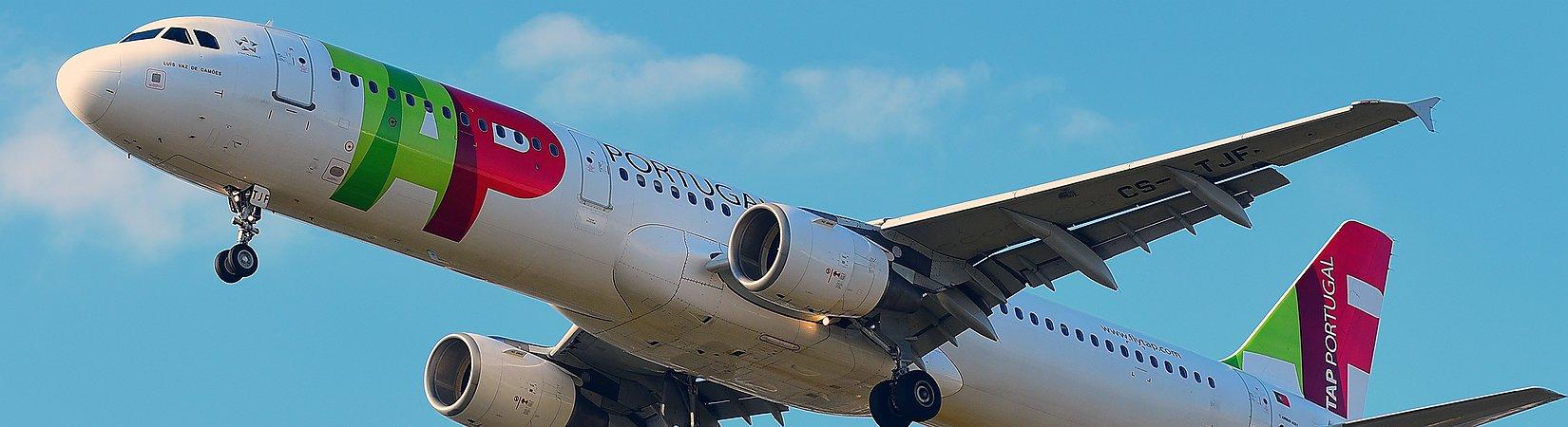 TAP: 51º lugar em ranking das melhores companhias aéreas
