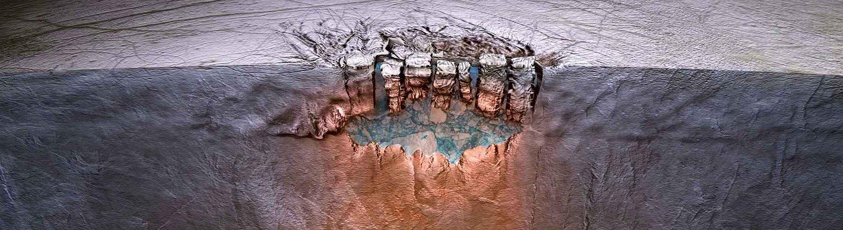 """La NASA diffonderà le sue nuove scoperte sui """"mondi oceanici"""""""