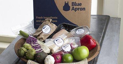Рецепт провала от Blue Apron