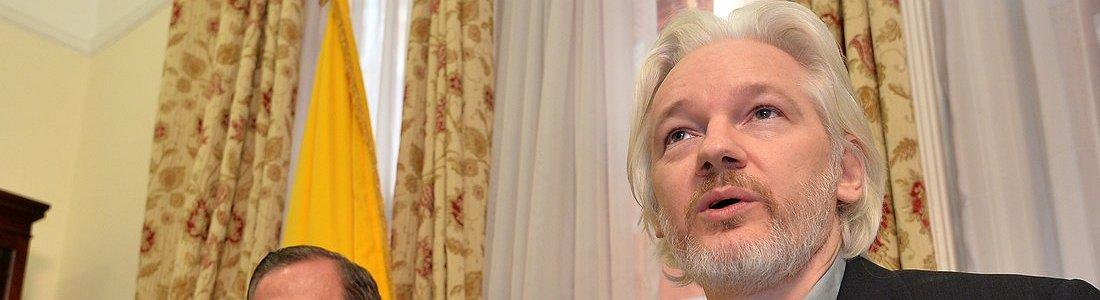 UN-Kommission gibt Assange Recht