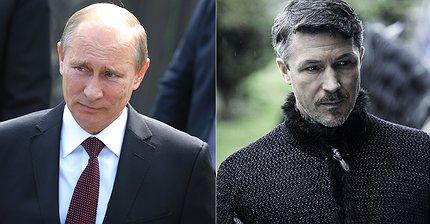 Как «Игра престолов» помогает Путину бороться за интересы Роснефти