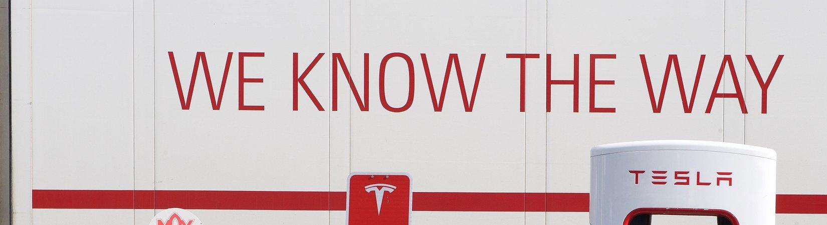 Las acciones de Tesla se convierten en unas de las peores del NASDAQ