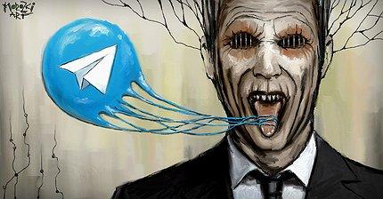 Почему запрет Telegram в России — это не только атака на неприкосновенность частной жизни