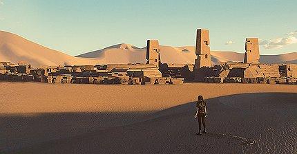 Блокчейн-утопия: Как с нуля построить город в пустыне