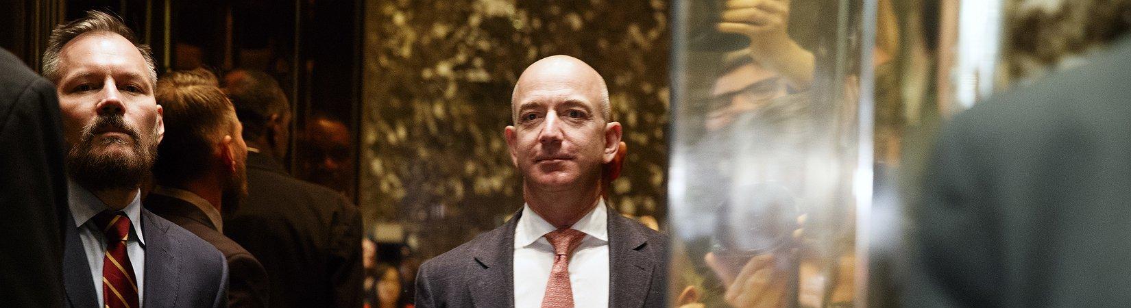 Los 5 CEOs que más tienen que perder con la presidencia de Trump