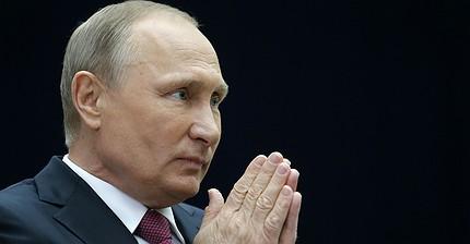 «Очень хочется ответить положительно»: Ключевые цитаты Путина