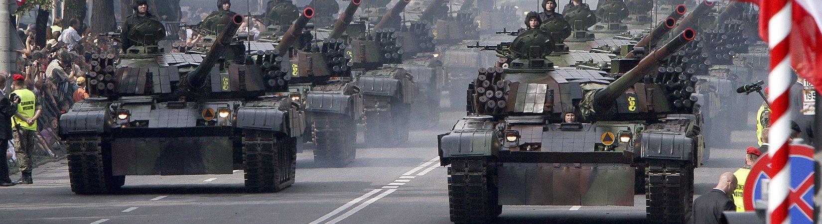 كيف تكسب من خوف بولندا أمام روسيا