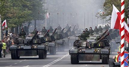 Как заработать на страхе Польши перед Россией