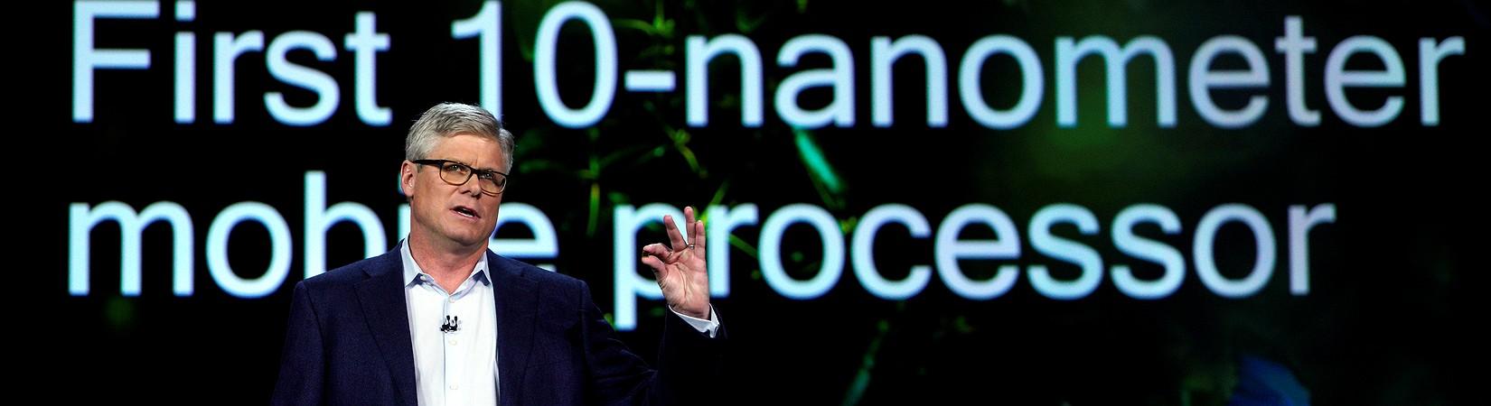 iPhone chip maker Qualcomm countersues Apple