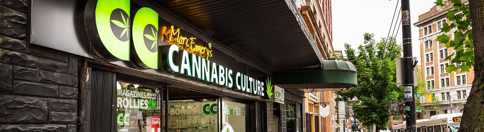 Il rally della marijuana continua