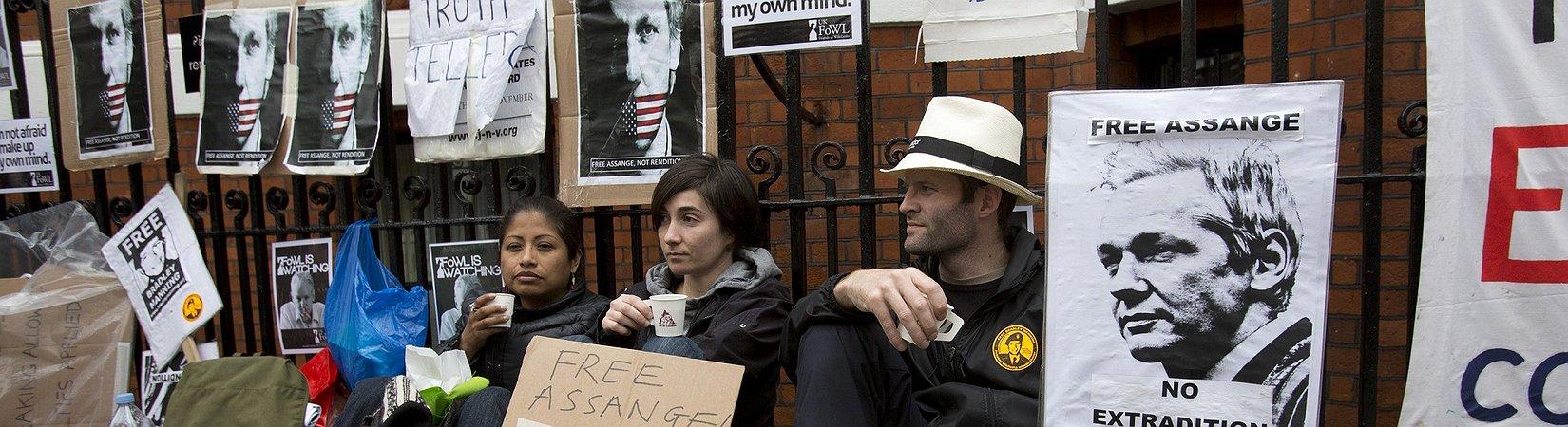 Der Fall Assange
