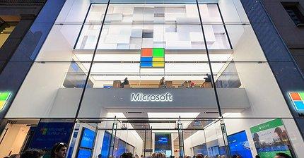 Капитализация Microsoft впервые за 17 лет превысила $600 млрд