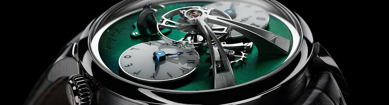 """""""Boutique Edition""""-Uhren, die eine Reise wert sind"""