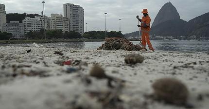 Juegos Olímpicos de Río de Janeiro: agua con altos niveles de bacterias y virus