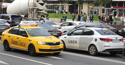 Война закончилась: Как Uber и Яндекс поделили одну дорогу