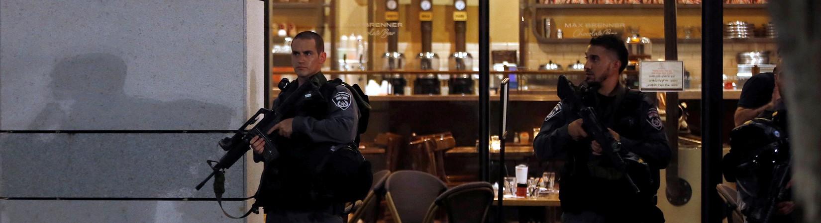 Atentado terrorista en Tel Aviv con 4 muertos