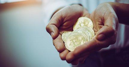 Курс биткоина растет на фоне возобновления торгов на Bitfinex