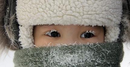 21 increíbles fotos del lugar más frío del planeta