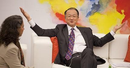Джим Ён Ким: «Наш враг — бедность»