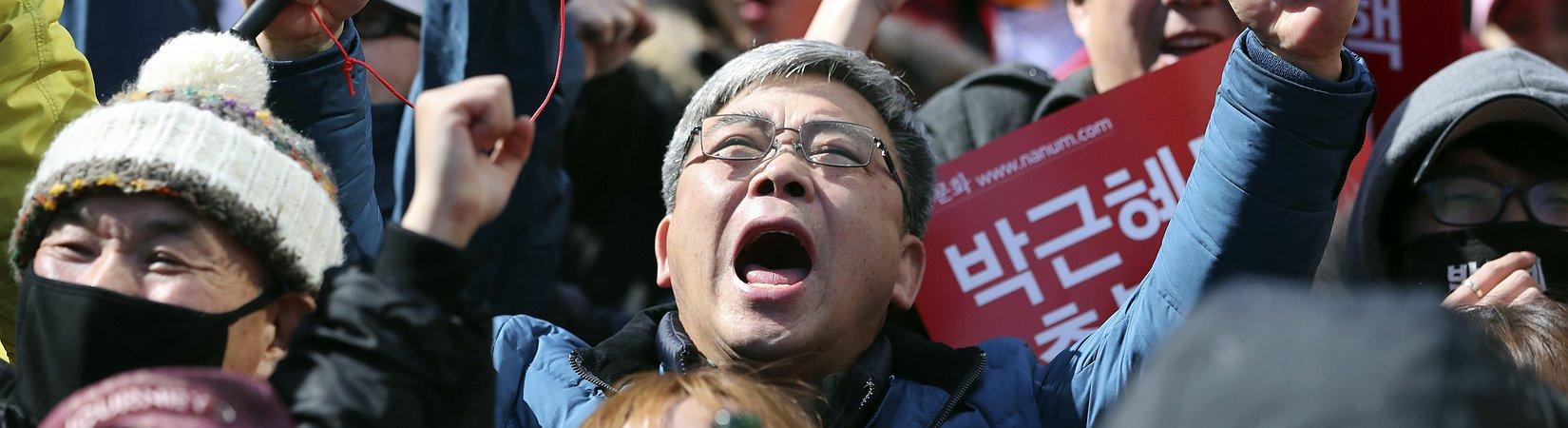 Coreia do Sul: tribunal confirmou destituição da presidente