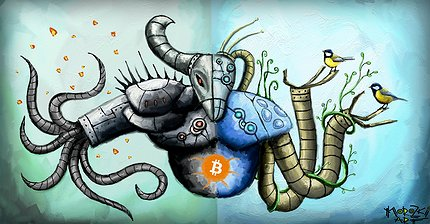 Дилемма криптовалют: Порядок против хаоса