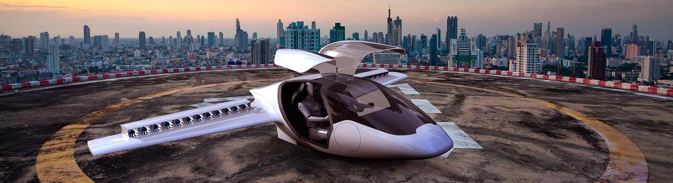 Uber и не только: 7 компаний, которые разрабатывают летающее такси