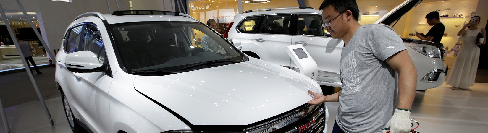 Great Wall could fill the void in Mexico left by Ford, Carrier
