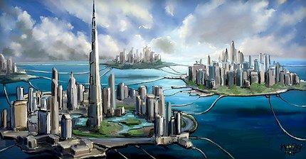 «Умное будущее»: Как строятся города на блокчейне