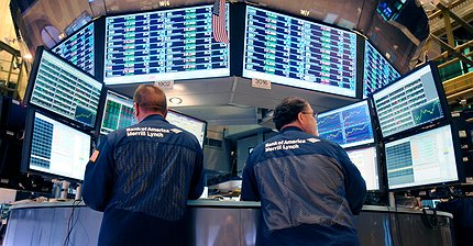 Как компьютеры начали управлять ценами на нефть