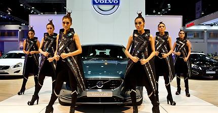 Volvo планирует выпустить беспилотный автомобиль к 2021 году