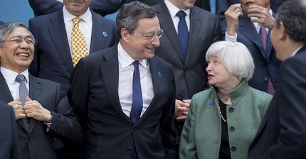 Почему центробанки станут виновниками следующего финансового кризиса