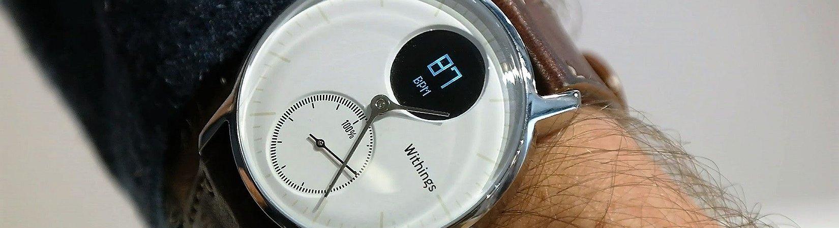 Вместо Apple Watch: Лучшие аналоговые смарт-часы