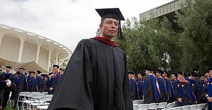 La increíble historia del ascenso de Elon Musk