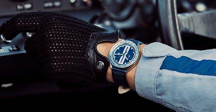 Аксессуар как бонус: Часы, которые могут получить только владельцы Ford GT