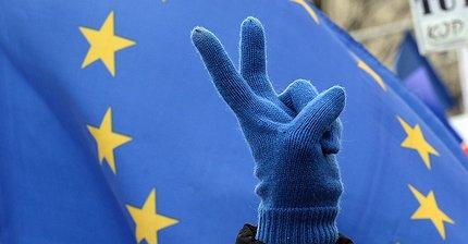 В графиках: Поражение Трампа — победа европейских акций