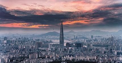 Dentro il grattacielo più alto della Corea del Sud