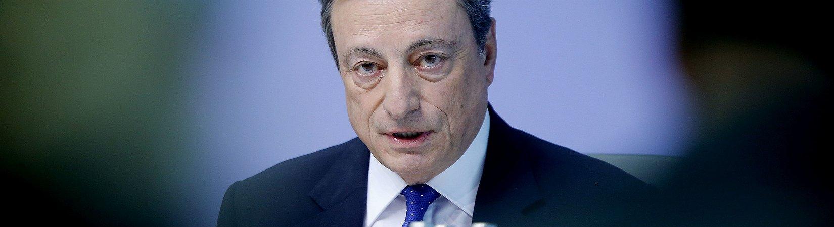 Mario Draghi: a regulação da Bitcoin não é tarefa do BCE
